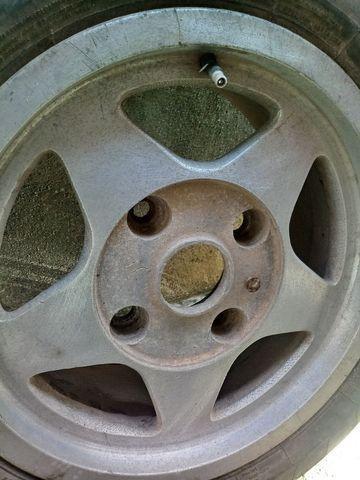 Jance de carro, aro 14 de fusca - Foto 2