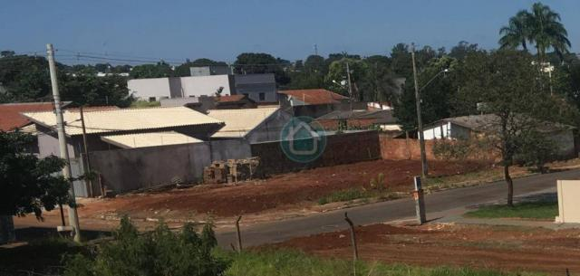 Terreno à venda, 360 m² por R$ 215.000,00 - Vila Carlota - Campo Grande/MS