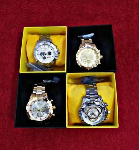 Relógios masculinos luxuoso - Foto 3