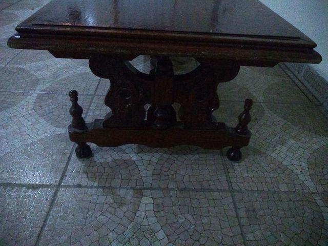Mesa de centro,em madeira para sala - Foto 2
