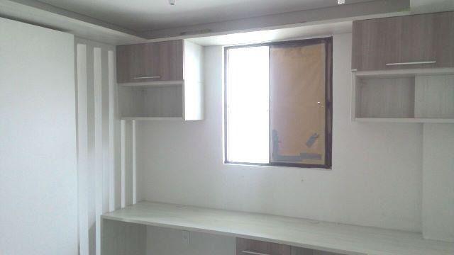 Apartamento nos Bancários com 2 qtos, sendo 1 suíte e escritório! - Foto 5