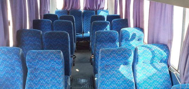 Vendo micro ônibus Volare motor MWM  - Foto 4