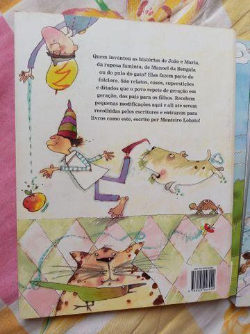 Livros Sítio do Picapau Amarelo clássicos - Foto 4