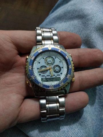 Relógio Citizen combo (troco)  - Foto 5