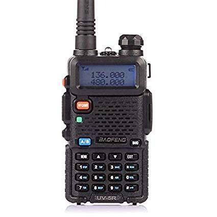Rádio Baofeng Digital Ht Dual Band Uhf Vhf Uv-5r Ptt - Foto 5