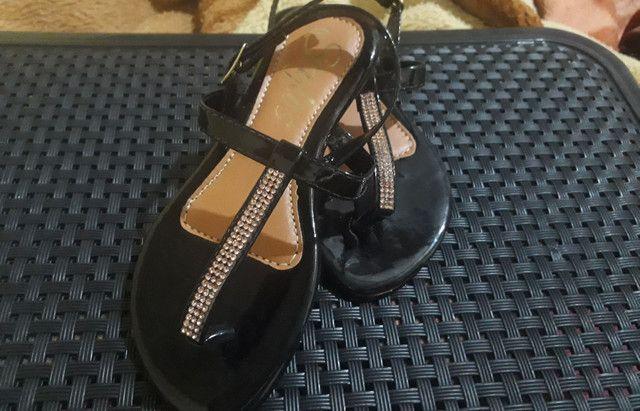 Kit sapatos infantil novo 60$os 2pares!! - Foto 5