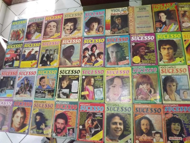 Revista Você Canta O Sucesso Coleção 38 Volumes - Foto 2