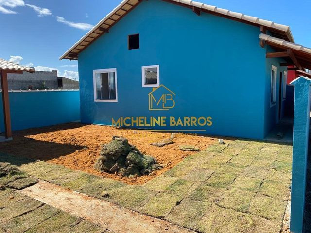 Casas lindas em Unamar/ Cabo Frio- Feirão de casas Micheline Barros. - Foto 3
