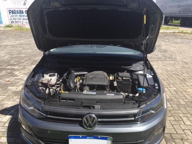 VW Virtus 200 TSI Highline (Aut) (Flex) 18/18, Apenas 12.600km, Único Dono - Foto 7