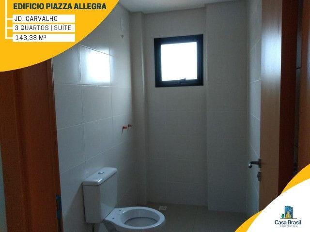 Apartamento para a locação em Ponta Grossa - Jd. Carvalho - Foto 7