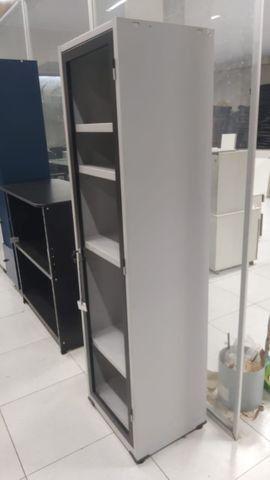 Armário em Aço com 1 porta para vidro - Oferta de produto de mostruário ótimo valor. - Foto 4