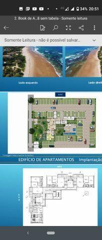 Maravilhoso apartamento novo, 2/4, vista mar em Praia do Flamengo - Foto 3