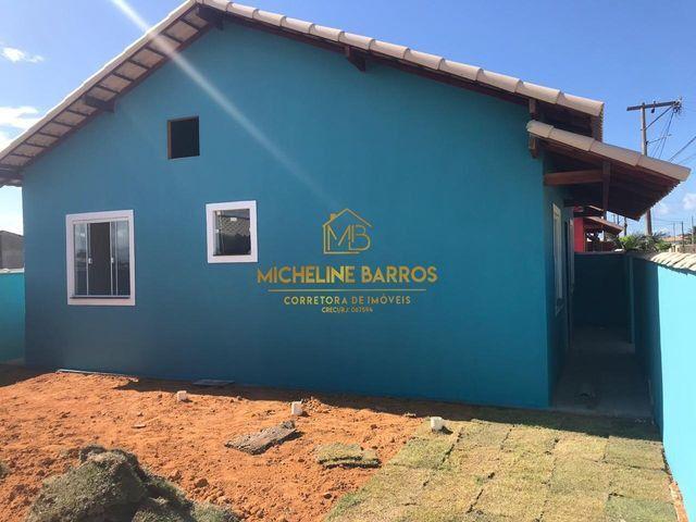 Casas lindas em Unamar/ Cabo Frio- Feirão de casas Micheline Barros. - Foto 4