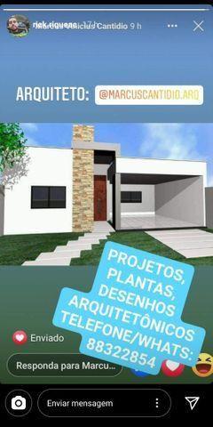 Projetos Arquitetônicos e Legalização