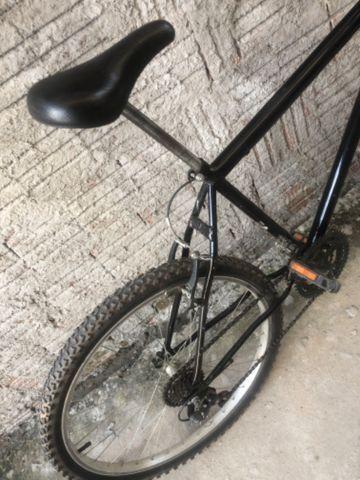Bicicleta thunder aro 26 - Foto 2