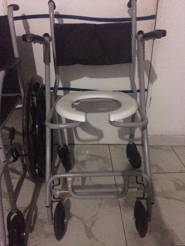 Par de cadeira de rodas - Foto 2