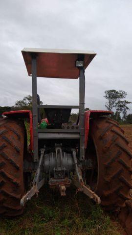 Trator Massey Ferguson x95 - Foto 3