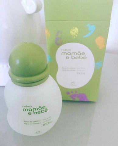 A?gua de colo?nia Natura Mama?e e Bebe?