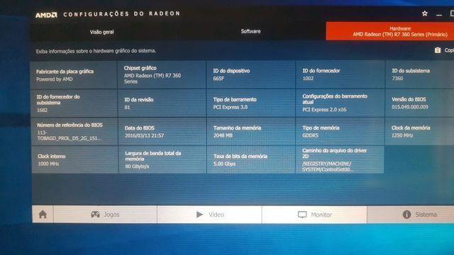 Vende-se PC Gamer intel core i7 2600 3.40 GHz LGA 1155 - Foto 6