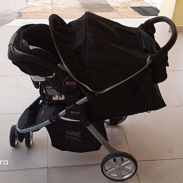 Carrinho + Bebê Conforto Importados - Foto 3