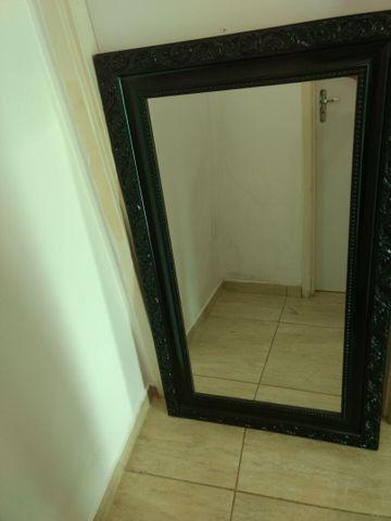 Espelho semi novo............