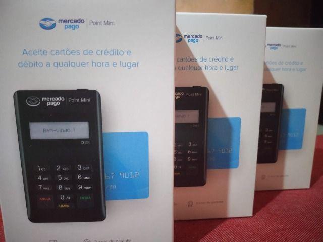 Maquina de Cartão Credito e Debito - Foto 2