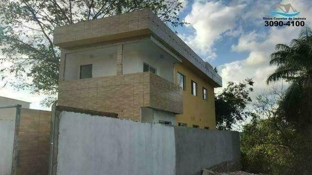 Ref. 431. Casas lindas em Paulista (03 quartos)