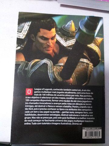 Livro League of Legends - Foto 3