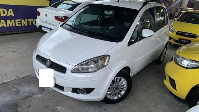 Fiat Idea Essence 1 6 Flex 16v 5p 2011