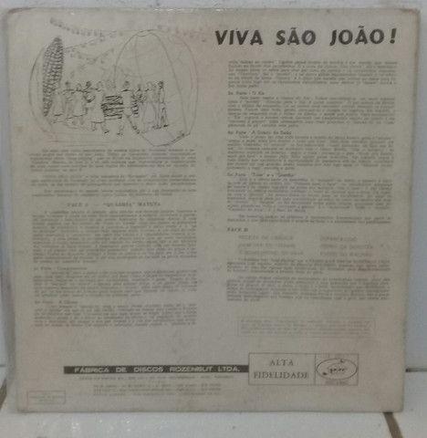 Lp viva são João 1958 - Foto 4