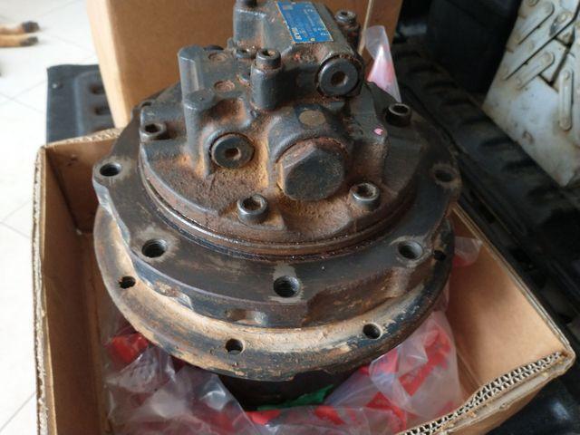 Motor tração yanmar