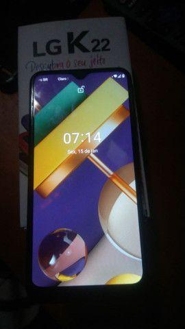 Celular LG K22 - Foto 3