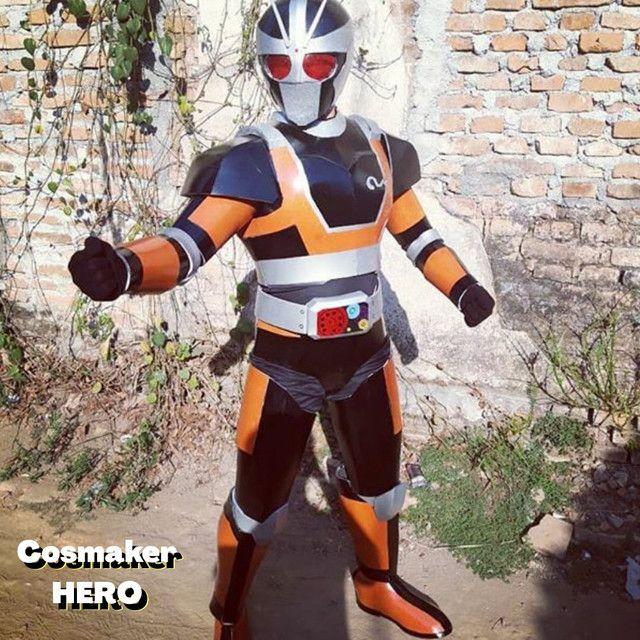 Tokusatsu#Cosplay# Jaspion#Jiraya#KamenRider#Winspector#Solbrain#Cybercops#Ultraman# - Foto 6