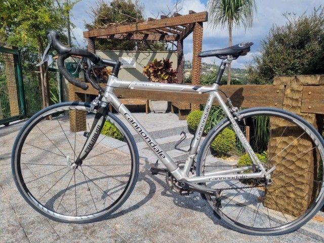 Bicicleta Cannondale Caad 9 tam.54 toda 105 Speed