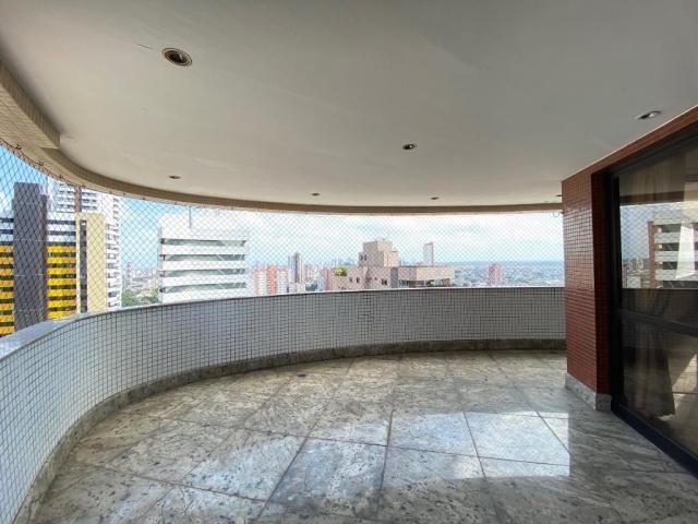 Ed. Atlantis - 250 m² - 3 suítes + gabinete - Foto 6