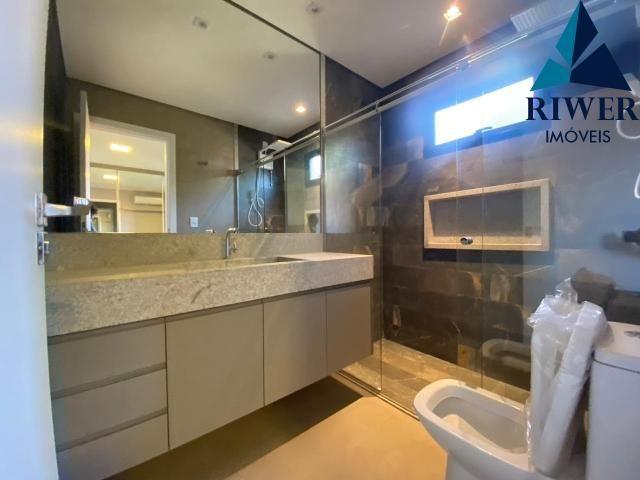 Luxo! Casa perfeita e mobiliada em Vicente Pires! 4 suites, revestimentos e materiais de p - Foto 11