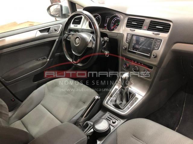 VW - VOLKSWAGEN GOLF COMFORTLINE 1.6 MSI TOTAL FLEX AUT. - Foto 12