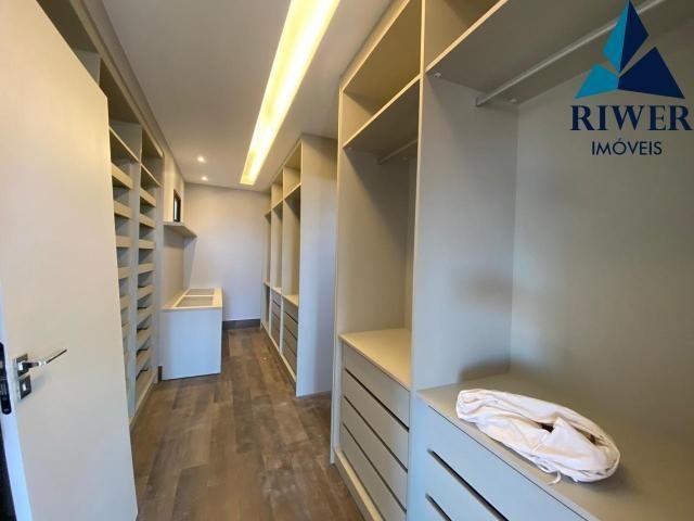Luxo! Casa perfeita e mobiliada em Vicente Pires! 4 suites, revestimentos e materiais de p - Foto 13