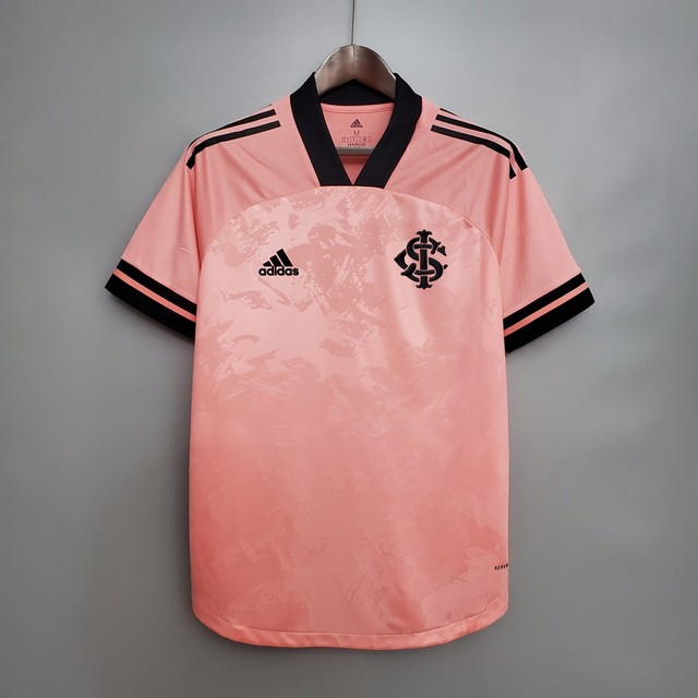 Camisa International Rosa Masculina