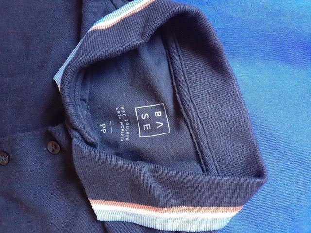 Calça Colcci + camisa básica  - Foto 6