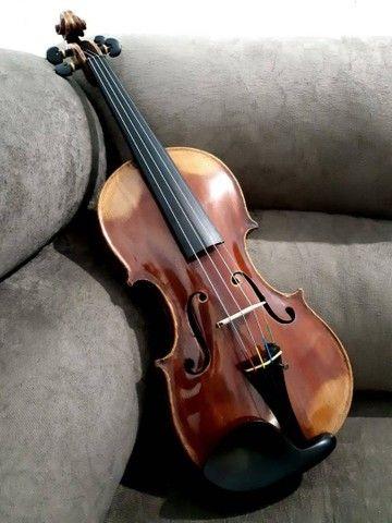 Violino Stainer restaurado Aprox. 150 anos  - Foto 6