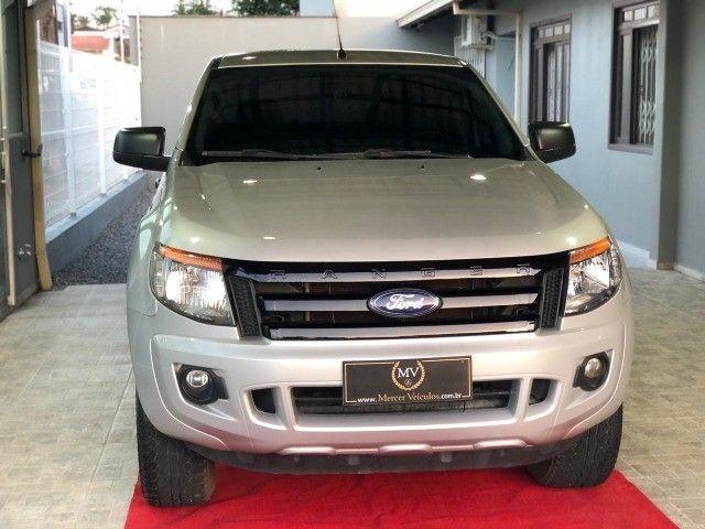 Ford Ranger XLS 2014 CD 2.5 Flex - Foto 2