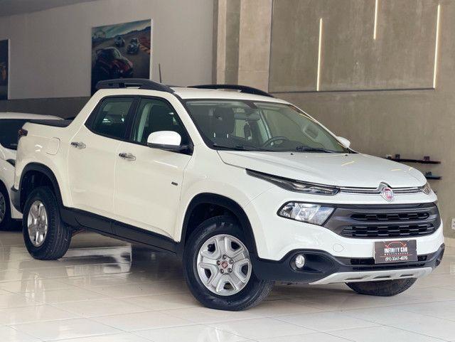 TORO 2.0 FREEDOM - DIESEL - 2017 - MECÂNICA - APENAS 66.000 KM - INFINITY CAR