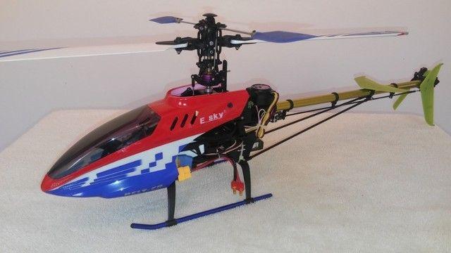 """Helicóptero Belt CP V2 - """"Super Completo"""" - (*Com todo meu Hobby). - Foto 2"""