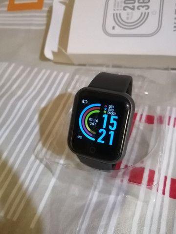 Presente smartwatch y68  - Foto 2