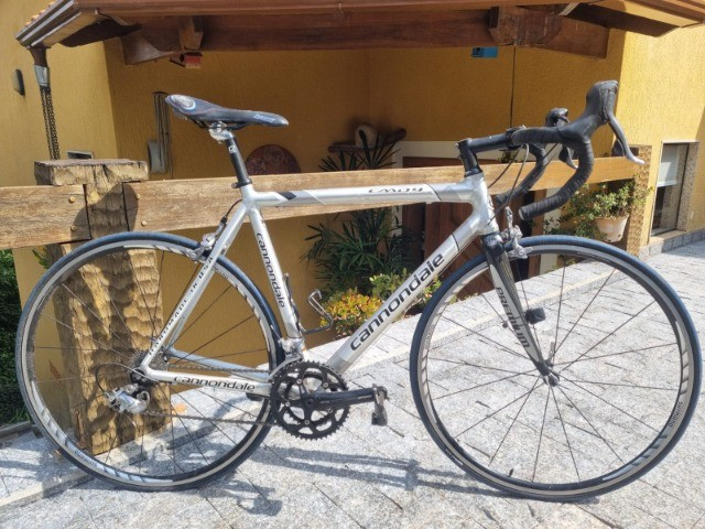 Bicicleta Cannondale Caad 9 tam.54 toda 105 Speed - Foto 2