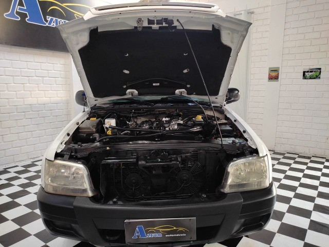 S-10 4x4 Diesel Motor MWM 2.8 Turbo Intercooler! Cab.Simples! Bancos em Couro!!! - Foto 15