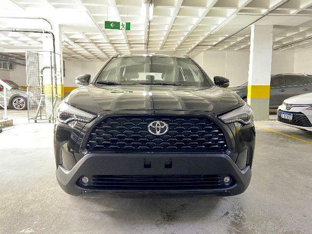 Toyota Corolla Cross Xre okm Blindado - Pronta Entrega