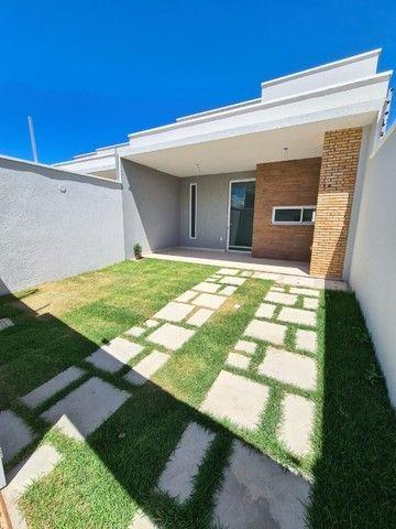 Excelente Casa no Centro Do Eusébio Com Três Quartos!