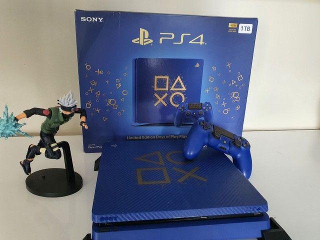 PlayStation 4 Slim Edição Days of Play